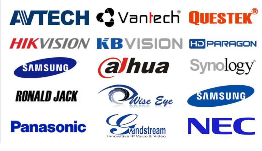Camera Fuda - Công ty lắp đặt camera chính hãng giá rẻ
