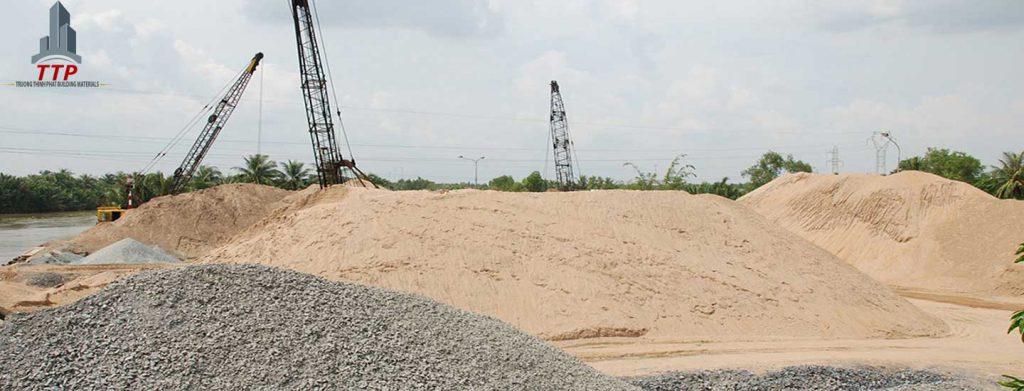 Cập nhật bảng báo giá cát xây dựng giá rẻ uy tín mới nhất năm 2020