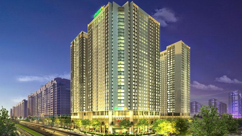 căn hộAsahi Tower