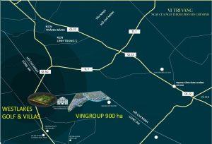 West Lakes Golf & Villas khu đô thị sân golf tiềm năng phía Tây Sài Gòn