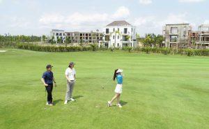 Dự án độc đáo West Lakes Golf & Villas của Trần Anh Group