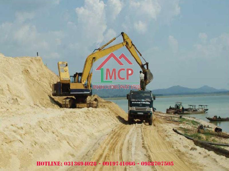 Báo giá cát đổ bê tông xây dựng giá rẻ mới nhất tại Tphcm năm 2020
