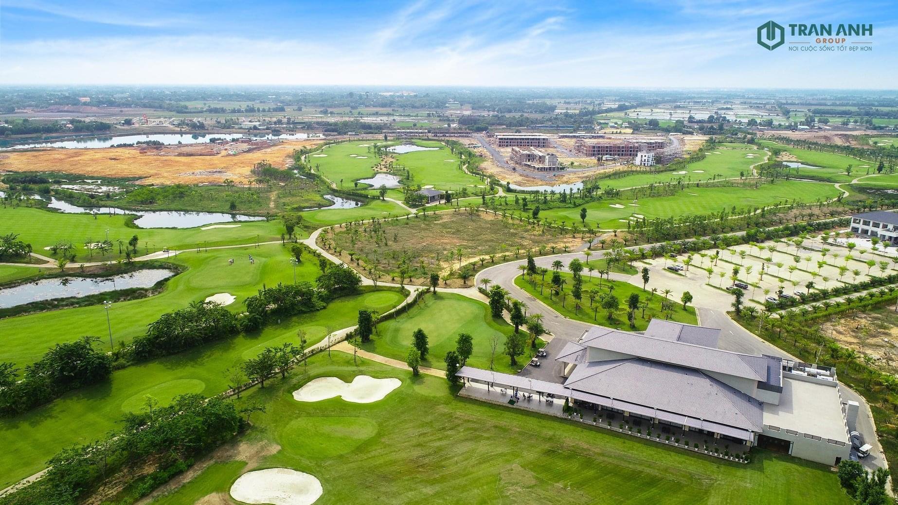Lý do chọn Biệt thự sân Golf West Lakes để đầu tư?