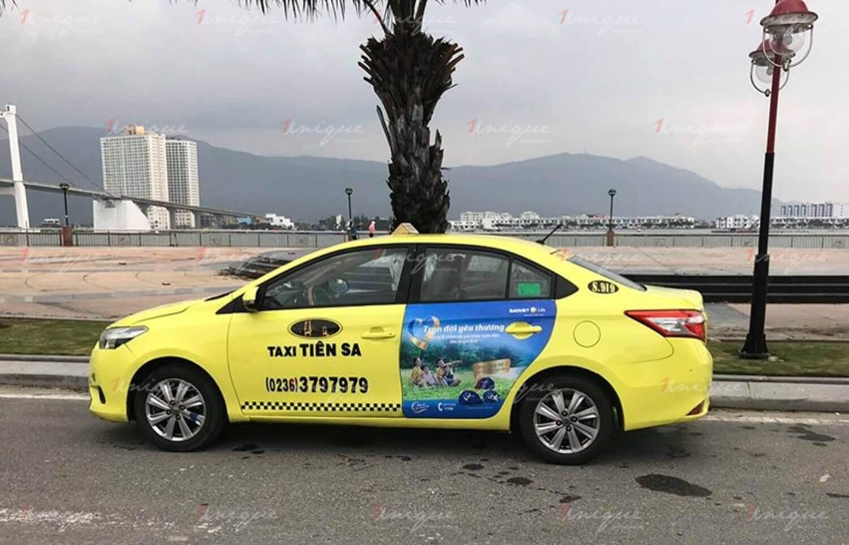 Taxi Tiên Sa Đắk Lắk